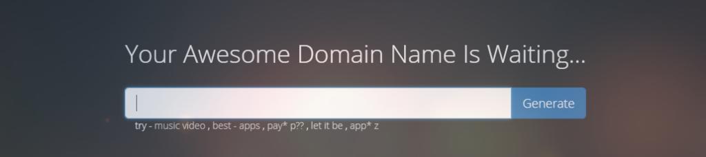 Web Name Checker