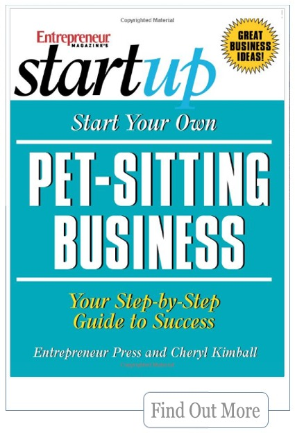 Start Up A Pet Sitting Business