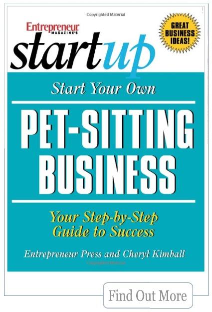 Start Up A Pet Sitting Business