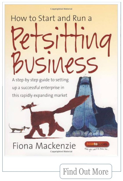 How To Run A Pet Sitting Business