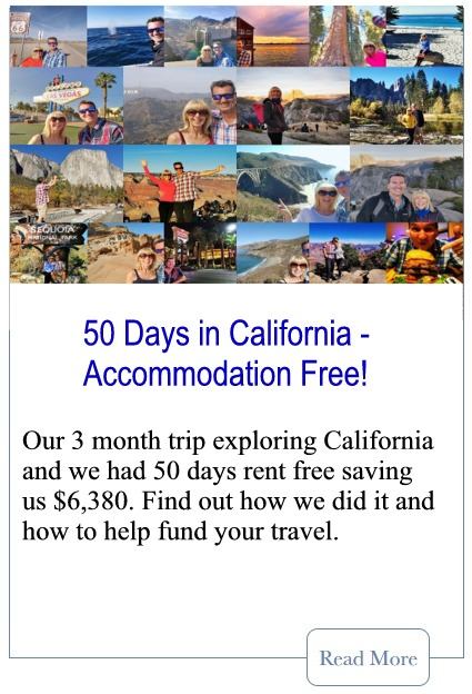50 Days In California Rent Free