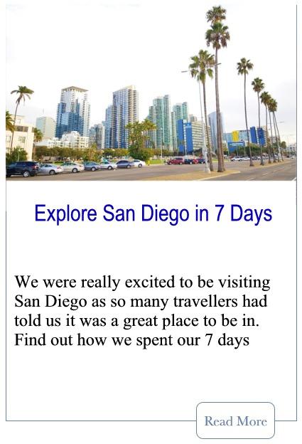 7 Days in San Diego