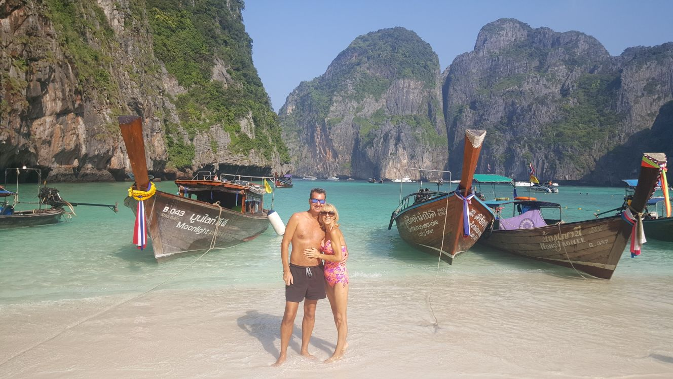 Maya Bay Beach, Phi Phi