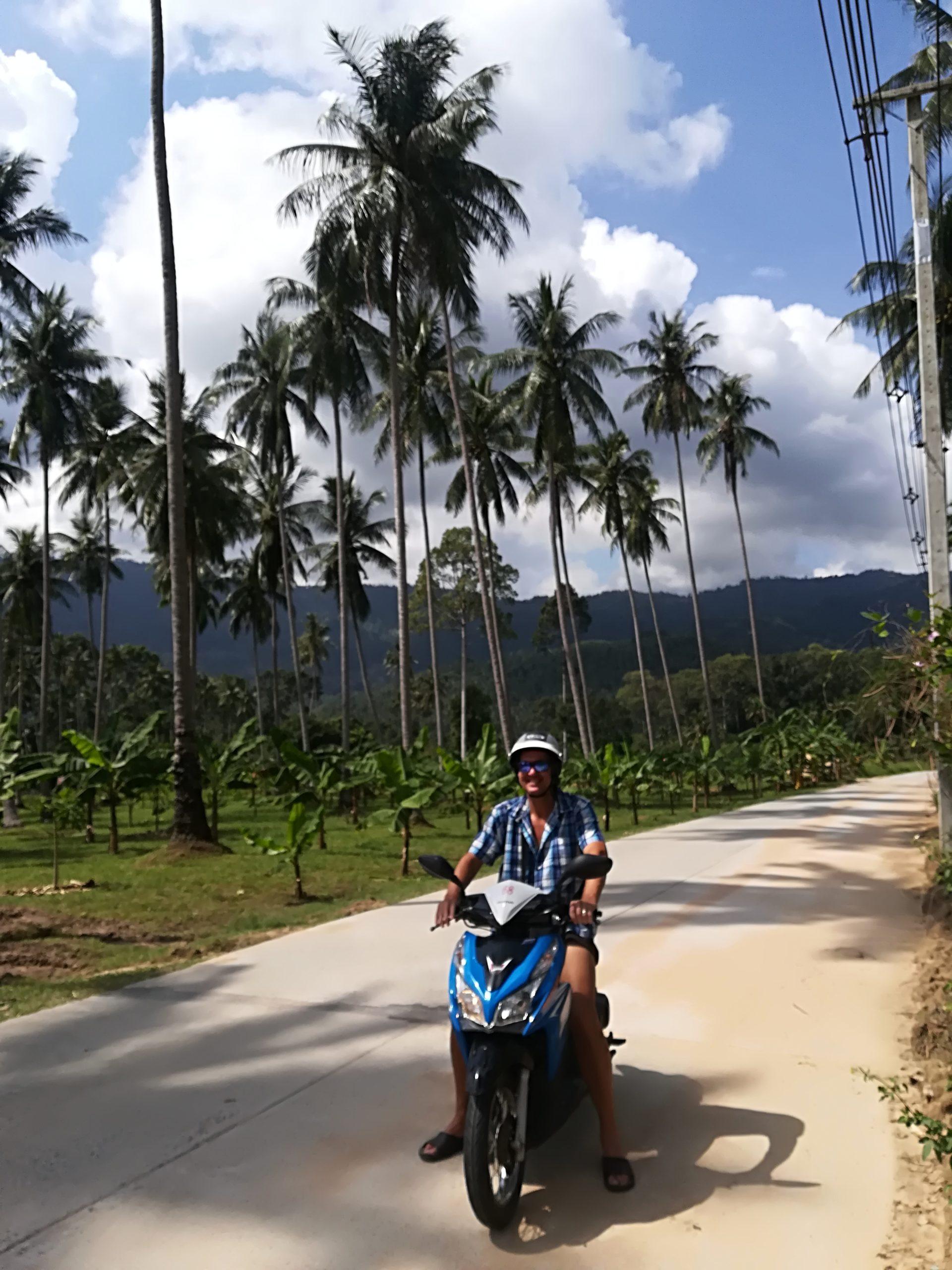 Island Exploring Koh Samui
