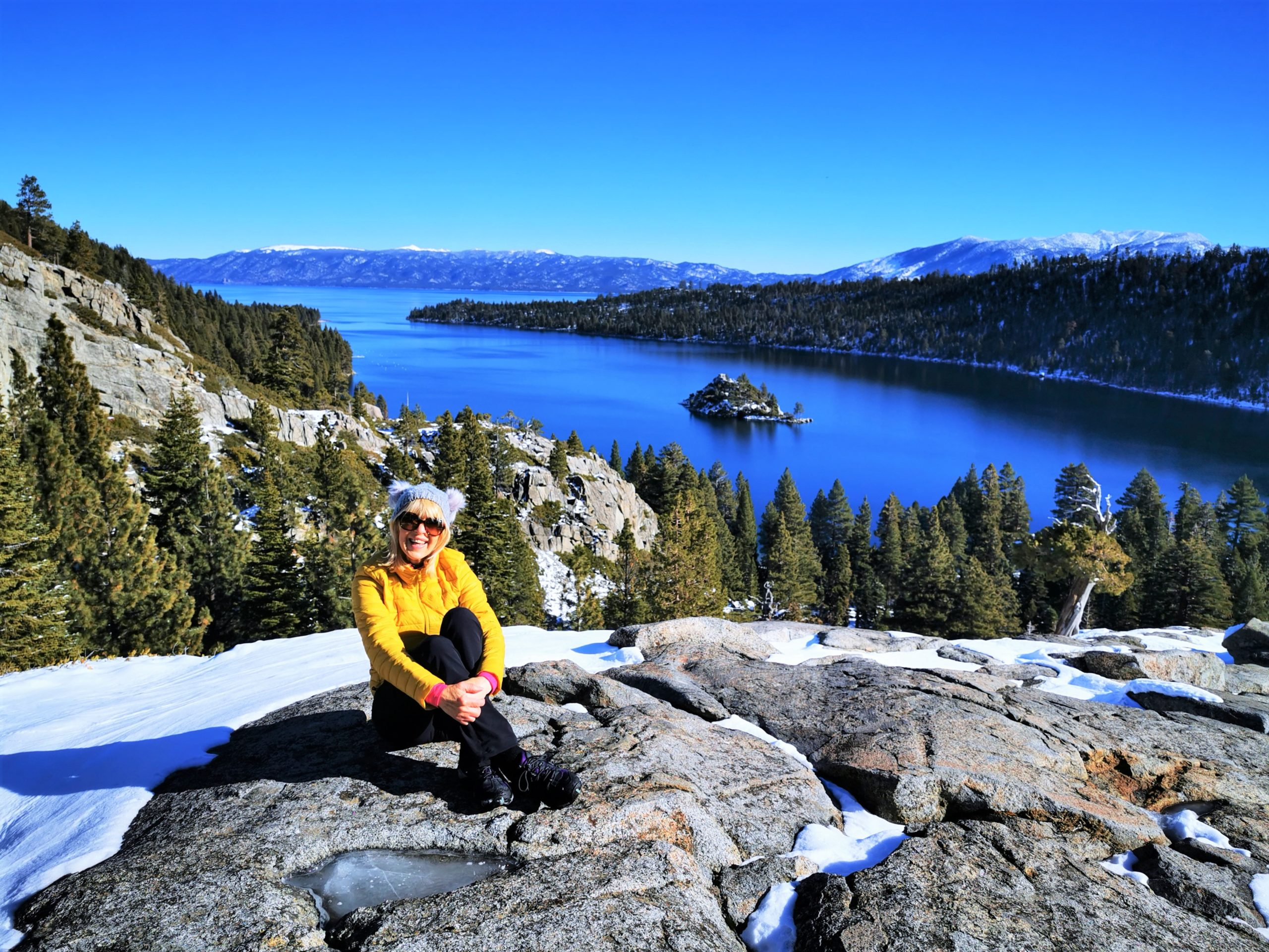 Emerald Bay View Point