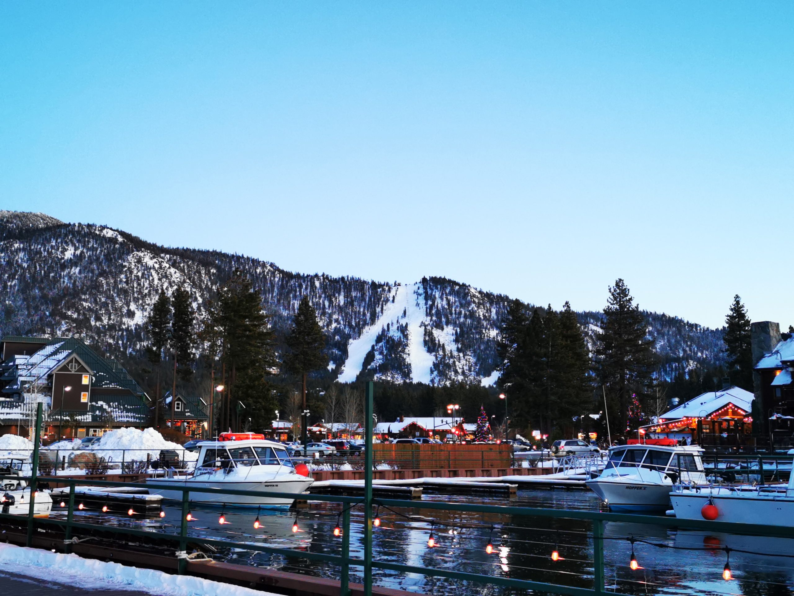 South Lake Tahoe Views