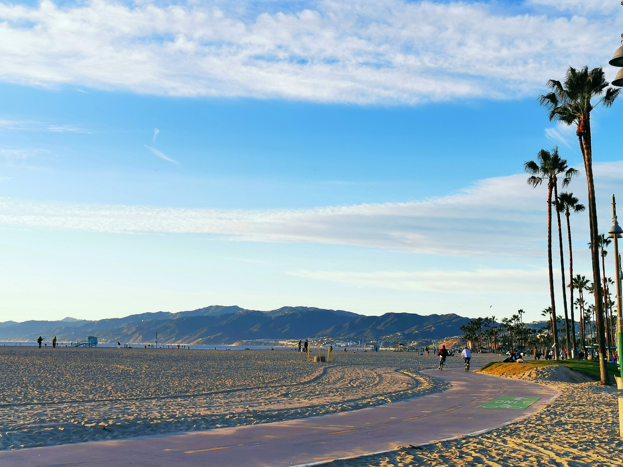 View of Venice Beach