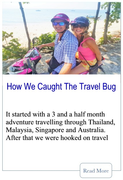 How We Caught The Travel Bug