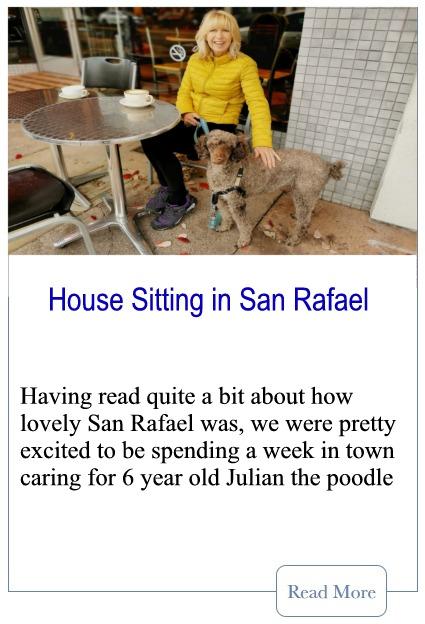 House Sitting in San Rafael