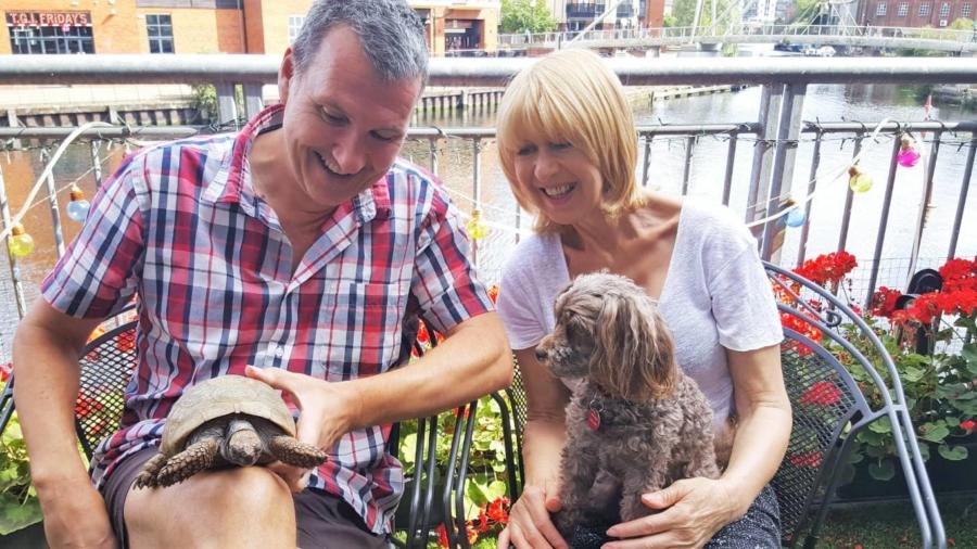 netty and tortoise
