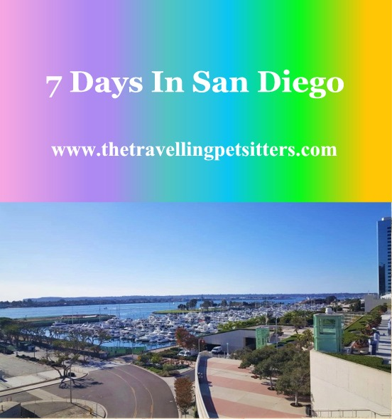7 Days in San Diego