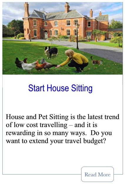 Start Housesitting