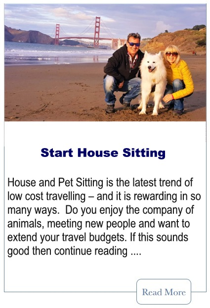 Start House Sitting
