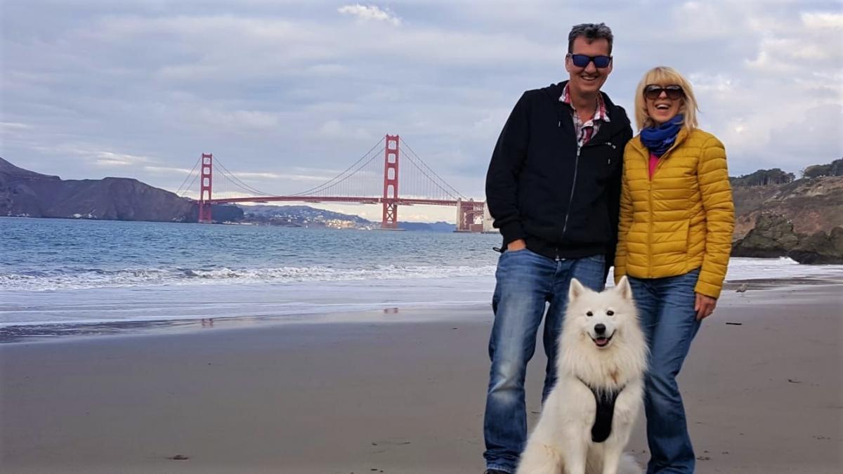 Mookie in San Francisco