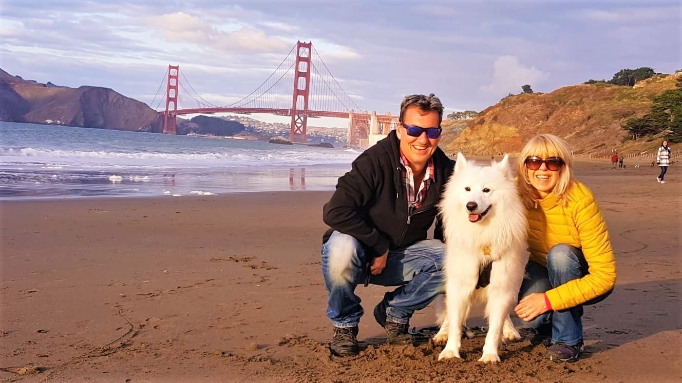Travelling Pet Sitters in San Francisco